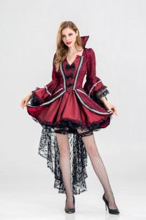 Cosplay Vampire Frauen Kostüm