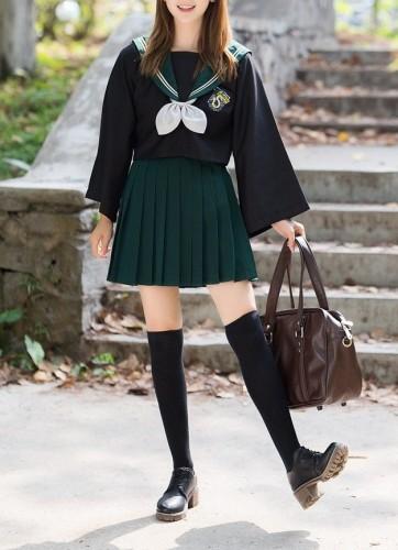 GirlsStudent Unitform Kostüme