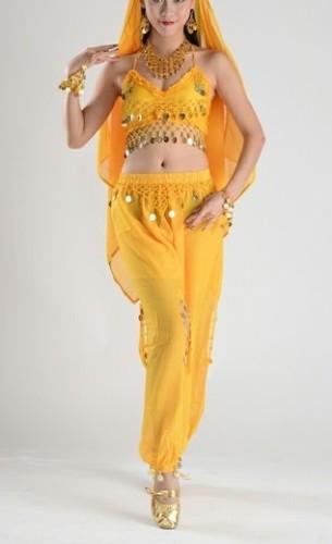 Indische Tänzerin Kostüme