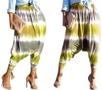 Imprimir pantalones de colores hippie