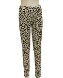 Imprimir Leopard Leggings básicos