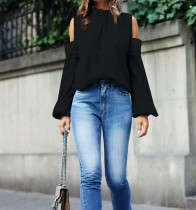 Cut Out Chic con mangas Pop