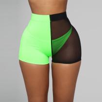 Pantalones cortos de ajuste sexy ajustados