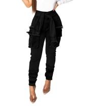 Stijlvolle strakke jeans met hoge taille