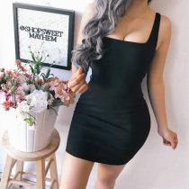 Robe moulante ajustée sexy