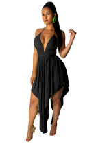 Club Deep-V Sexy Halter Club Dress