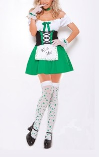Carnaval Sexy Beer Girl Dress