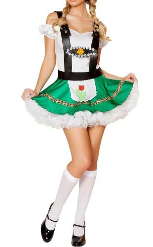 Karneval Sexy Bier Mädchen Kleid