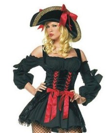 Cosplay Pirate Mulheres Sexy Costume