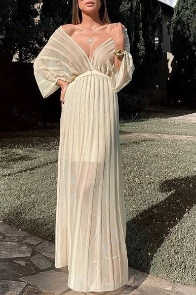 Глубокий V Сексуальное Вечернее Платье