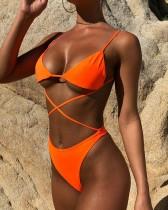Sexy Straps Brazilian Swimwear