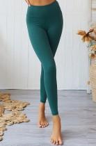 Sexy Fitness Sheer Scrunch Yoga Leggings