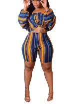 Shorts e pantaloncini colorati a torsione spogliarellista