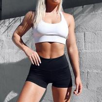 Sexy Scrunch Fitness Yoga Shorts