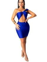 Сексуальное платье с открытыми плечами