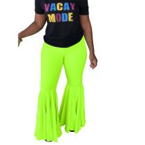 Frauen-Normallack-Bell-lange Hosen