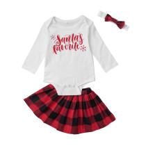 Baby Girl 3 PCS Herbst Set