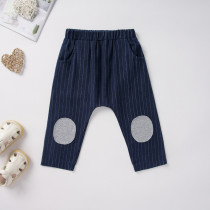 Pantalones Baby Boy Rayas Azules