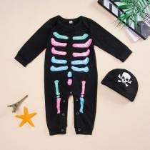 Baby Boy Halloween Onesie Rompers