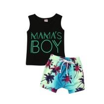 Gilet e pantaloncini estivi per bambini