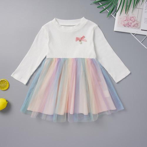 Детское платье на день рождения от Rainbow