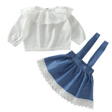 Kids Girl Two Piece Dress Set