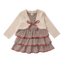 Винтажное платье для девочки с днем рождения