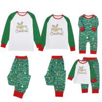 Weihnachts-Familienpyjamas für Mama