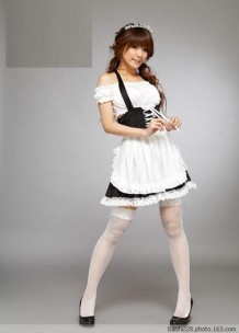 Women French Maid Costume