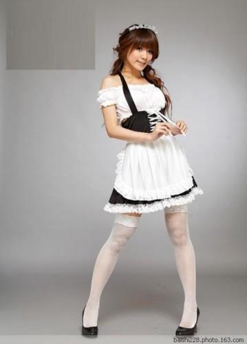 Women French Maid Costume