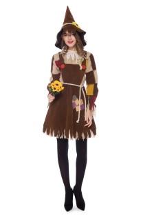 Vrouwen stam kostuum