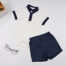 Baby Boy Gentels Shorts eingestellt