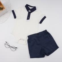 Baby Boy Gentels Shorts Set
