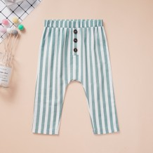 Kids Boy Stripes Print Pants