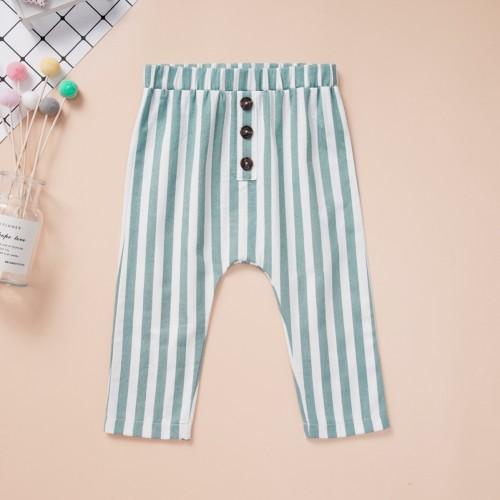 Kinder Boy Stripes Print Hosen
