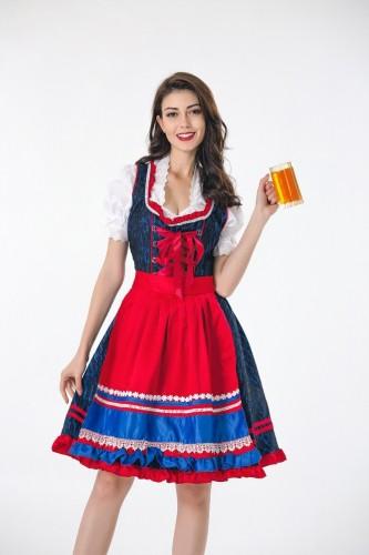 Sexy Biermädchen Kostüm