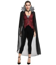 Disfraz de bruja de mujer de Halloween