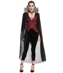 Traje de bruxa de Halloween para mulheres