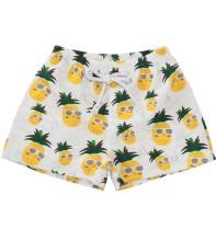 Летние шорты с принтом для девочек