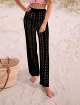 Sommer häkeln aushöhlen Strandhose