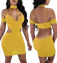 Sexy Ausschnitt Scoop Party Dress