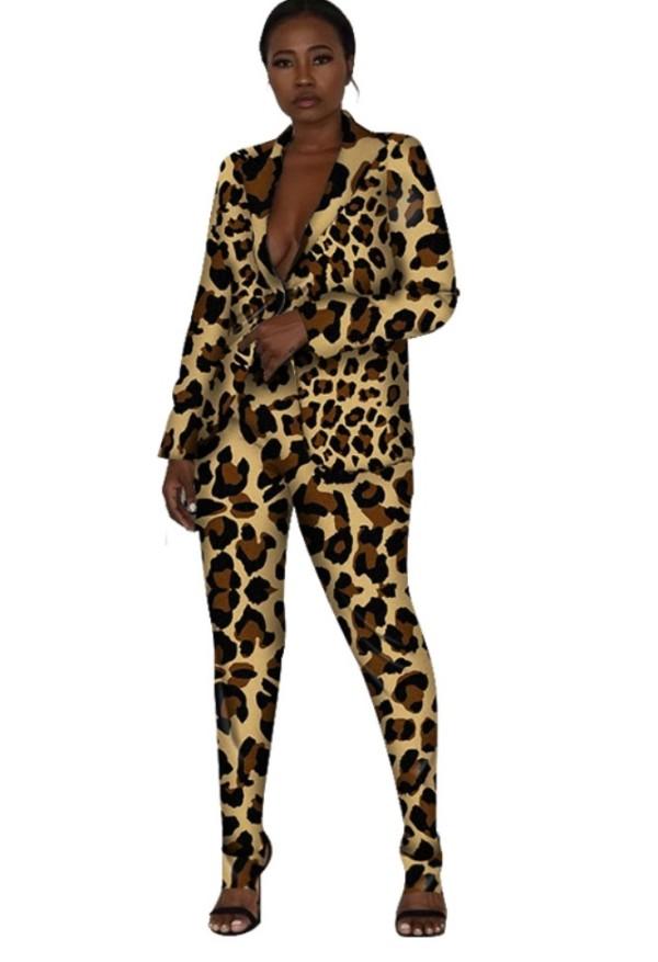 Siyah Kadın Uzun Kollu Blazer ve Pantolon Takım Elbise Yazdır