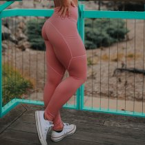 Sexy Fitness Solid Yoga Leggings