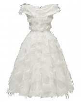 Sweetheart Bridemade Plush Dress