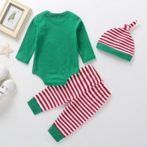Baby Boy 3 PCS Christmas Costume