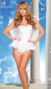 Sexy Angel Costumes 18132-2