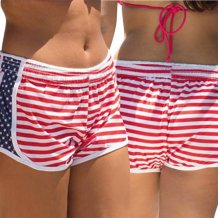 Amerikanische Flagge Beach Shorts 26163