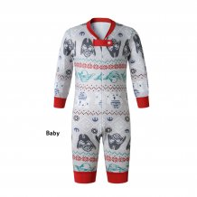 Family Wear Baby's Halloween Pajama