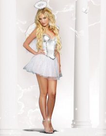 Costume da donna 3 PCS Angel