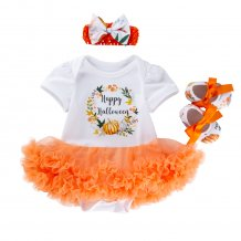 Baby Girl Halloween Party Dress